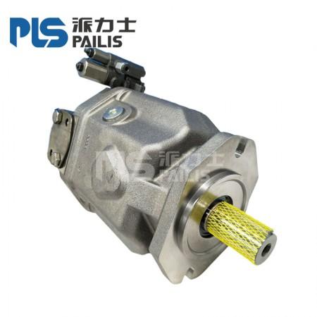 力士乐柱塞泵出现尖锐噪音 液压油箱没安装隔板保持间距