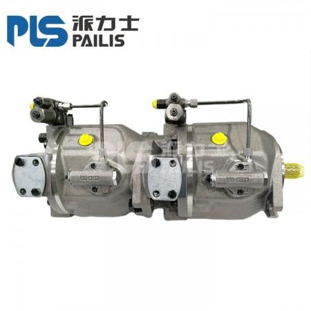 力士乐液压泵A11VO油泵压力过高或没有压力解决方法