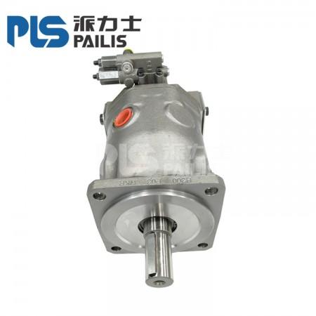 力士乐液压柱塞泵泄油排气正确方法 防止破坏密封憋爆壳体