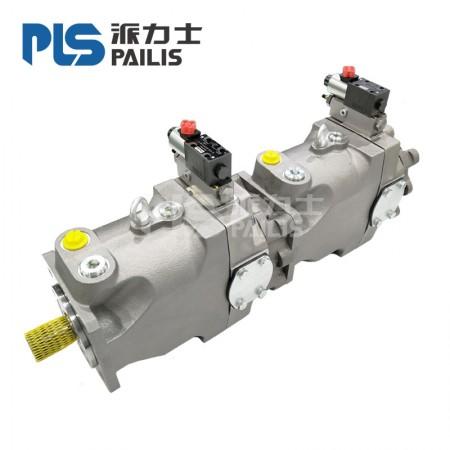 关于液压油长时间不换对液压泵寿命效率与后果的简答