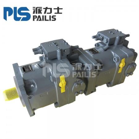 揭开力士乐A11VO柱塞泵壳体压力比A10VSO更高的秘密