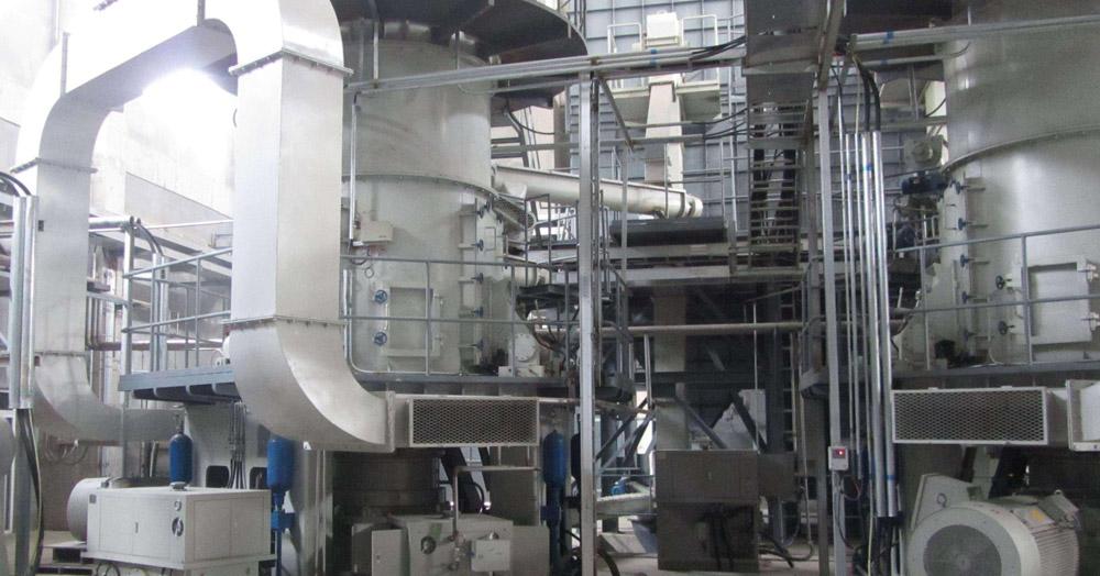 加热炉液压油泵系统改造